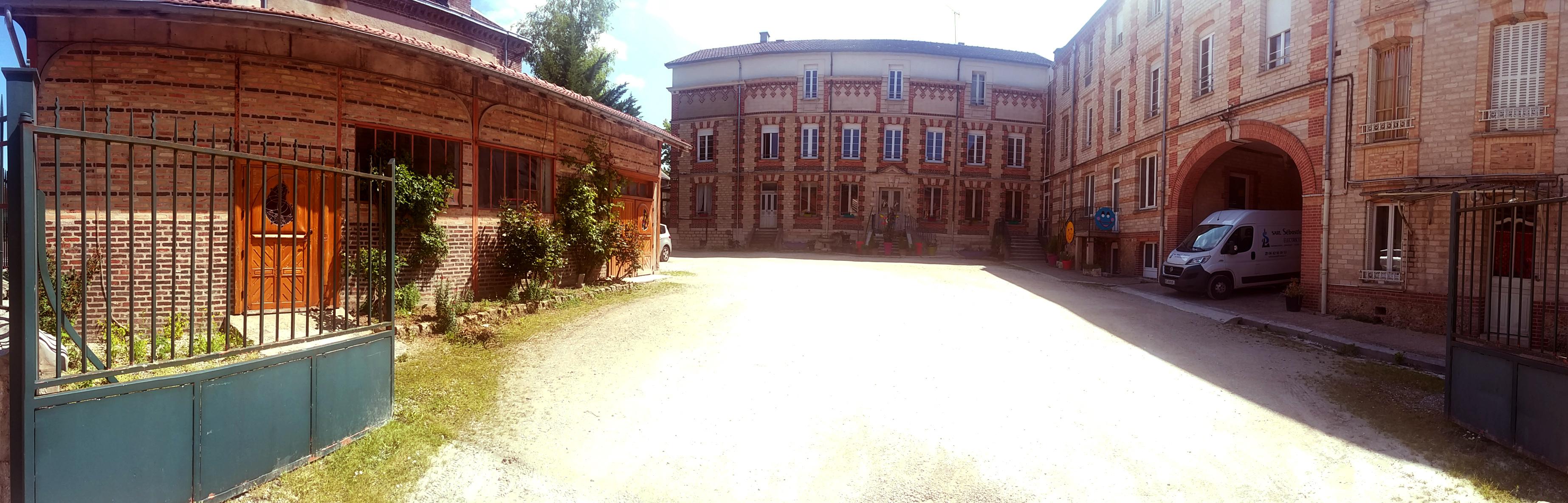 Foyer de Vie Kerglas Panorama